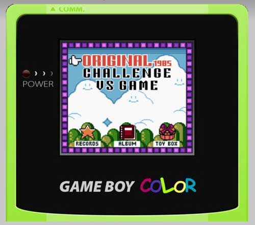 game boy color html 5