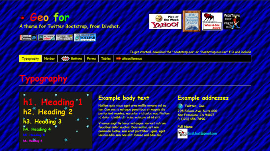 bootstrap 90