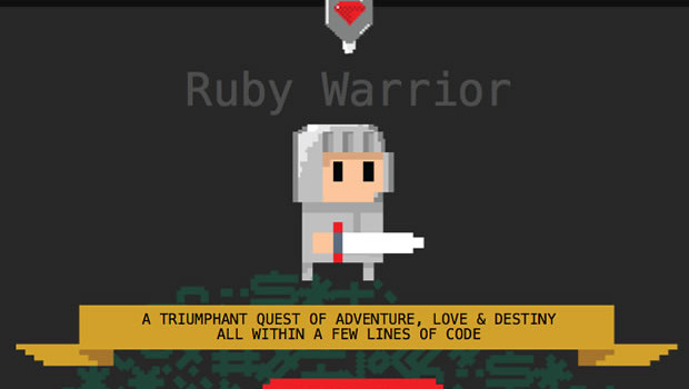 ruby warrior aprender ruby