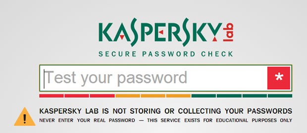 secure password check