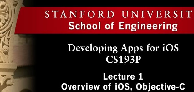 curso ios 7 universidad de stanford