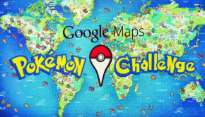 google maps pokemon challenge-gtp