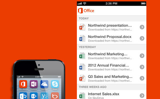 office mobile gratuito