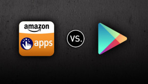 android vs amazon